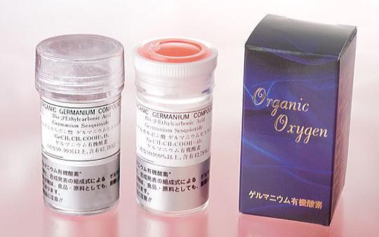 有機ゲルマニウム(Ge-132)